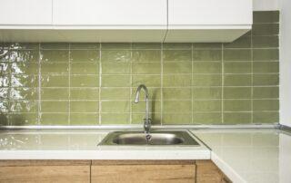 Reforma de la Cocina - Acabados, Bancada, Grifería, Azulejos, Muebles de cocina