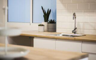 Reforma de Cocina en piso de Valencia por zona Serrería