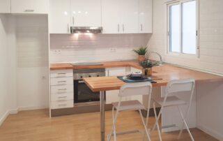 Reforma de Cocina en vivienda - Contrutech Valencia - Precio, plazos y confianza