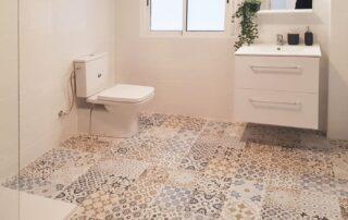 Reforma de Baño - Empresa Construtech Valencia